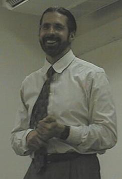 Freeman Lecturing